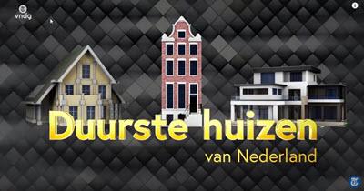 Verborgen huis in Amsterdam.